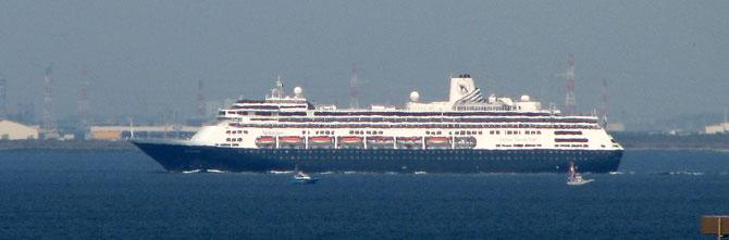 客船フォーレンダム、ホーランド・アメリカ・ライン