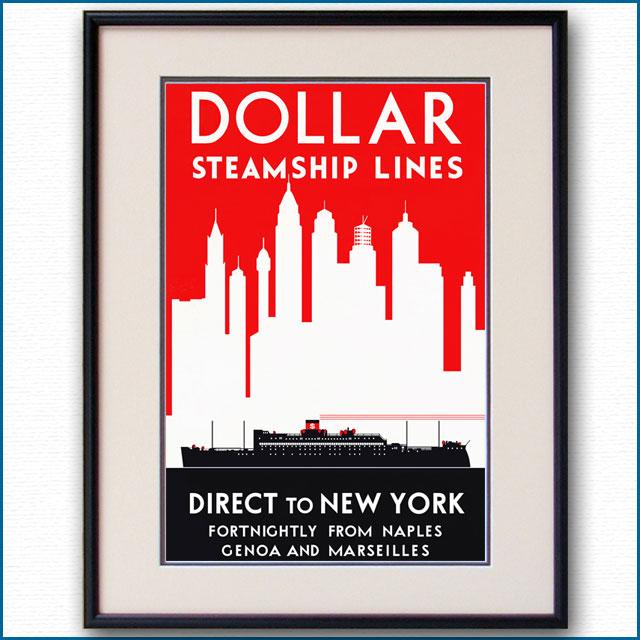 1926年 ダラーラインのポスター 2466LL
