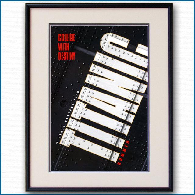 1997年 映画タイタニックのポスター 2991LL