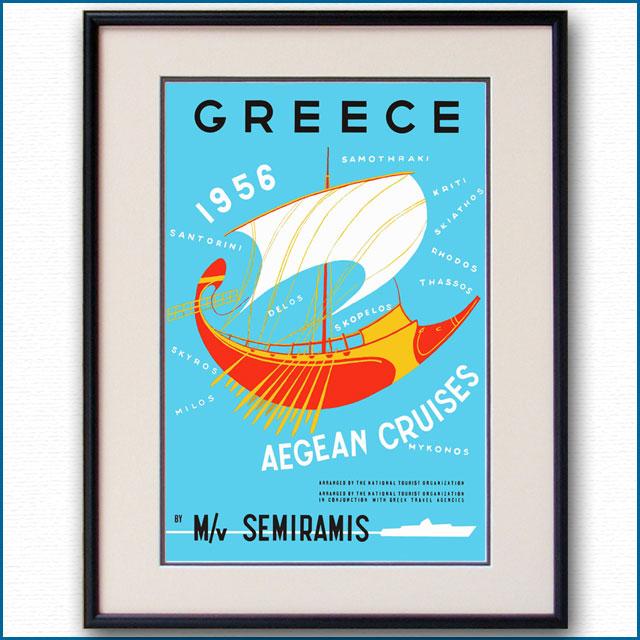 1956年 エピロティキラインズのポスター 3013LL
