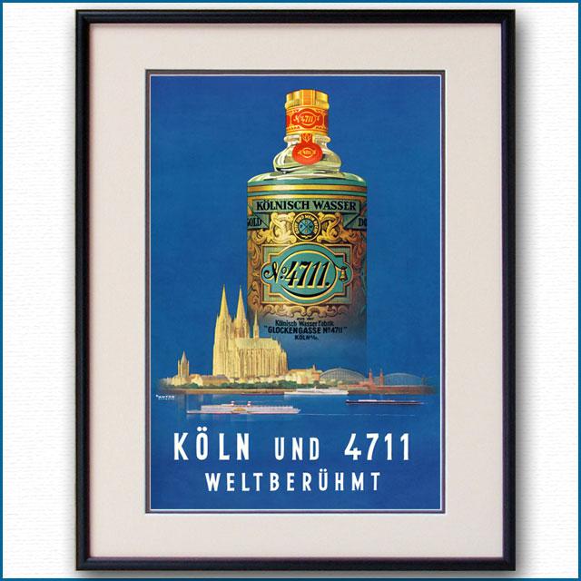 1935年 4711・ケルンのポスター 3056LL